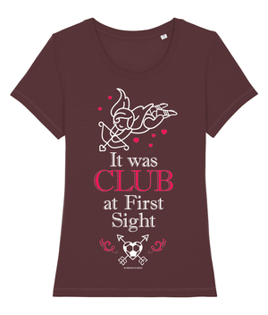 It Was Club At First Sight Women's T-Shirt