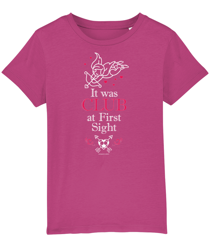 It was Club at First Sight Kids T-Shirt