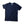 IQ Freedom Of Speech - Plain Navy 100% Supima Cotton T-Shirt