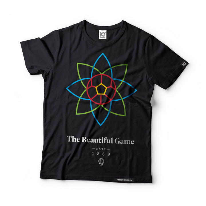 The Beautiful Game - Black Label T-Shirt