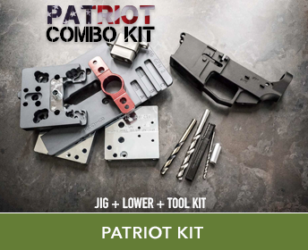 PATRIOT - 80 LOWER PATRIOT KIT EASY JIG
