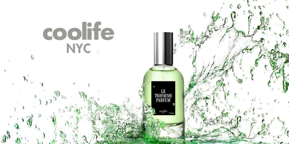 Le Troisieme Parfum by coolife NYC