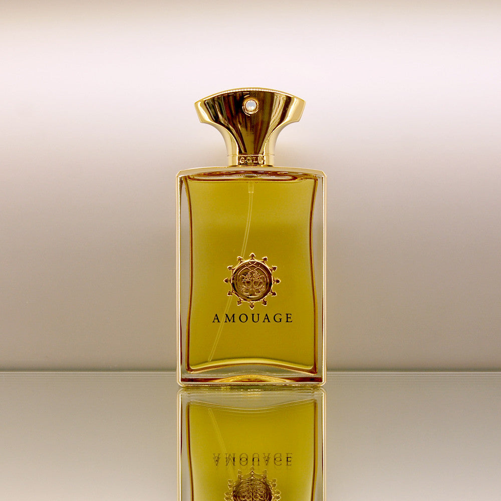 Product photo, Gold for man by vendor Amouage