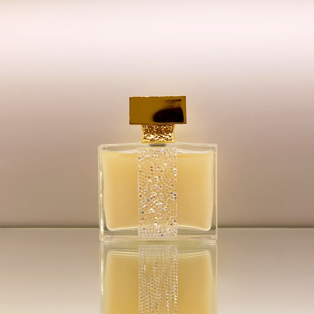 Product photo, Ylang in Gold by vendor M. Micallef