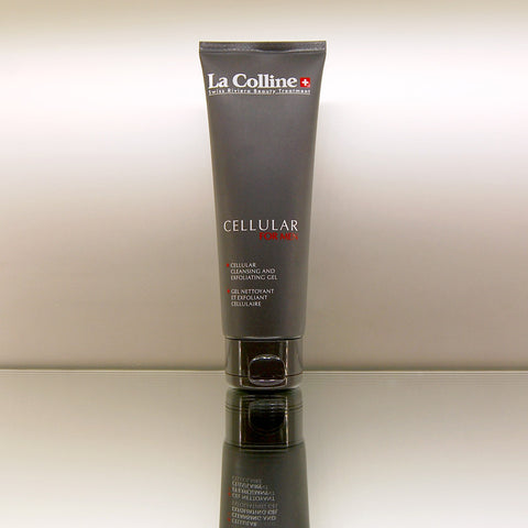 Cellular Cleansing and Exfoliating Gel
