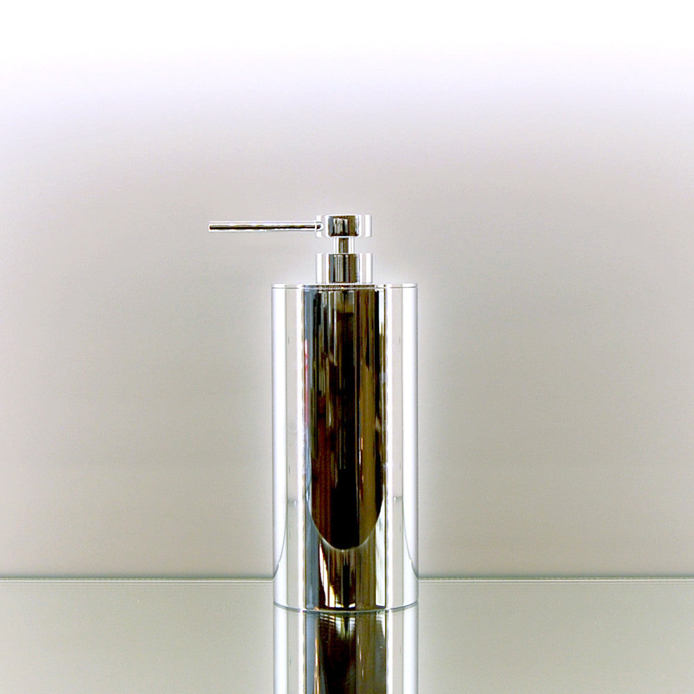 Product photo, Chrome Gel Soap Dispenser by vendor Windisch
