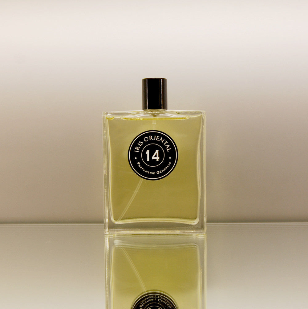 Product photo, 14 - Iris Oriental by vendor Parfumerie Générale