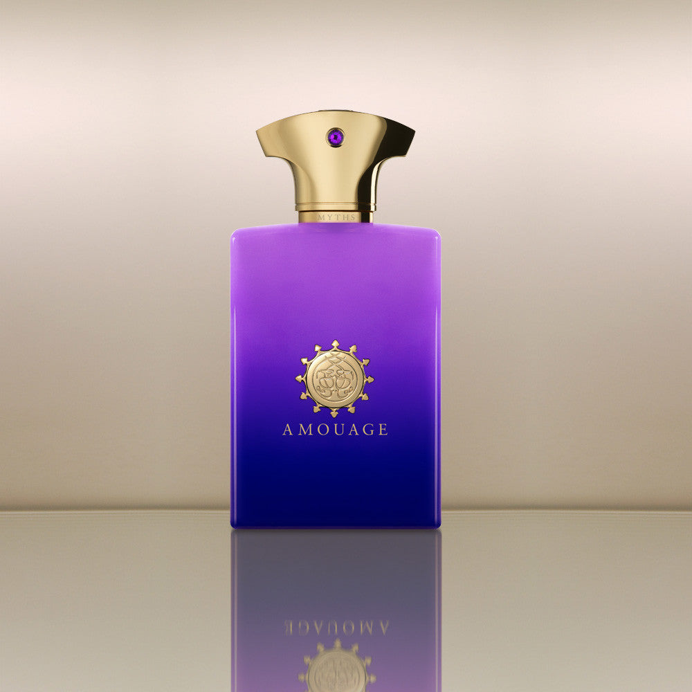 Product photo, Myths for man by vendor Amouage