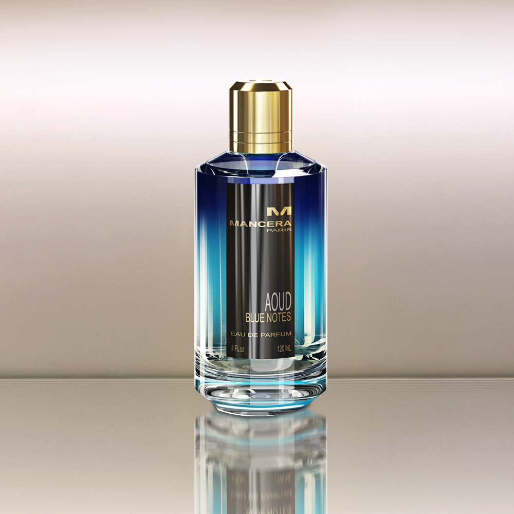 Aoud Blue Notes by vendor Mancera