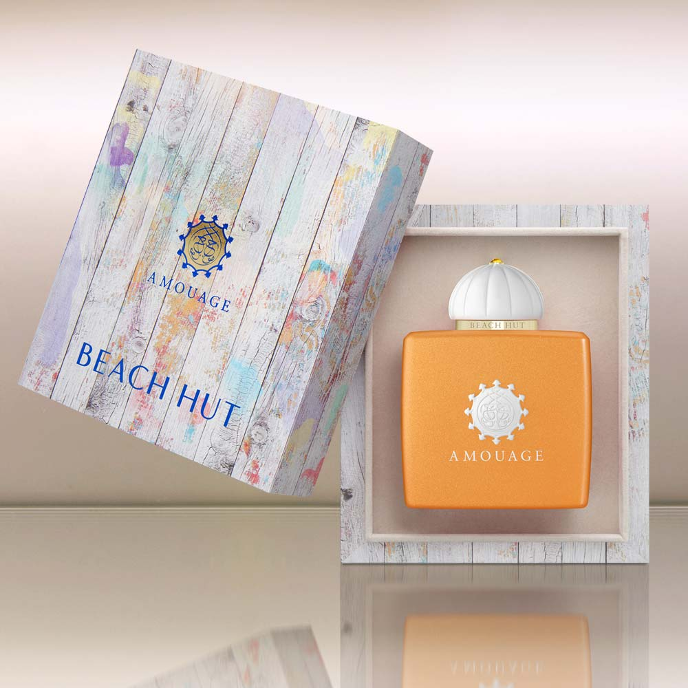Beach Hut Woman | Amouage Collection | Osswaldnyc.com