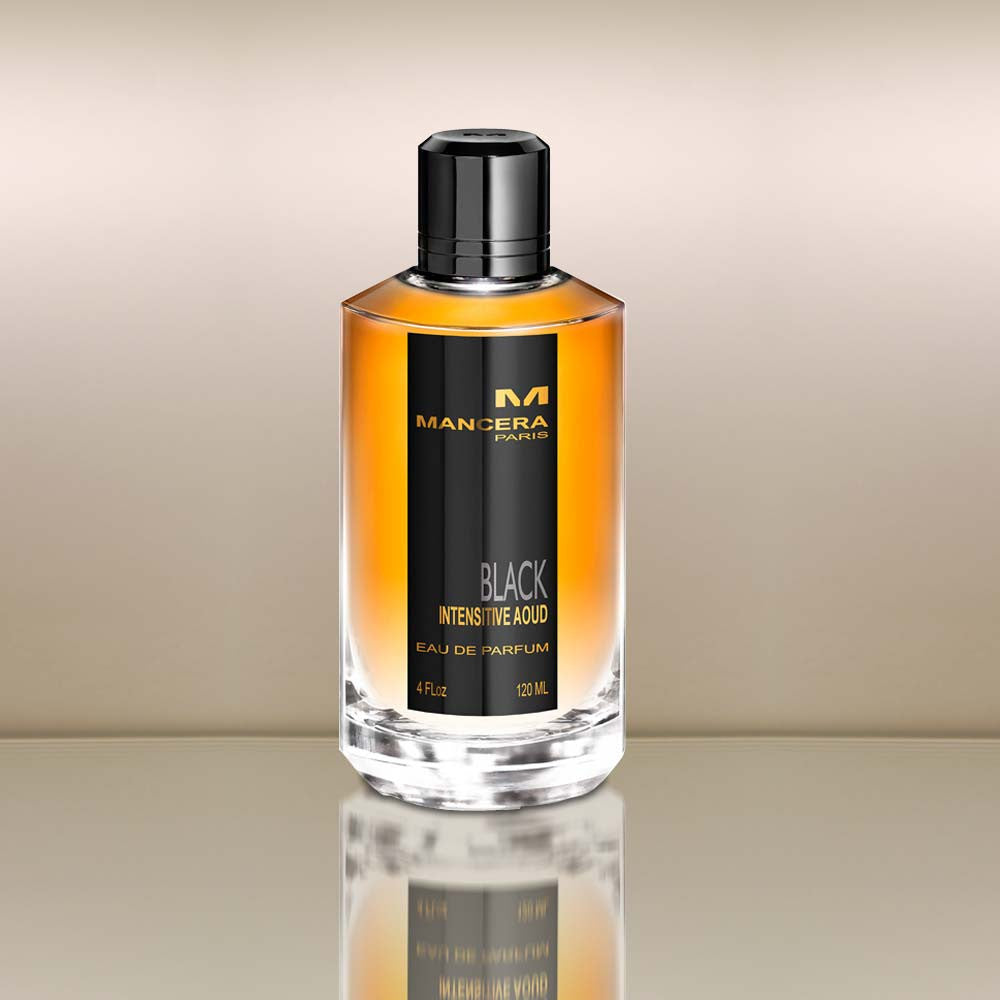 Black Intensitive Aoud by vendor Mancera