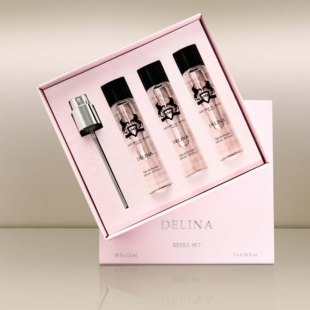 Delina Travel Set