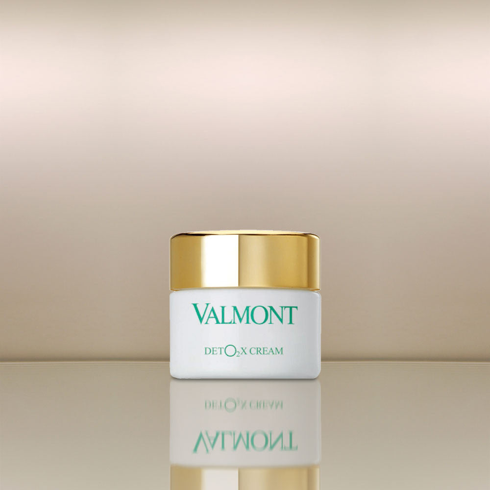 Product photo, DetO2x Cream by vendor Valmont