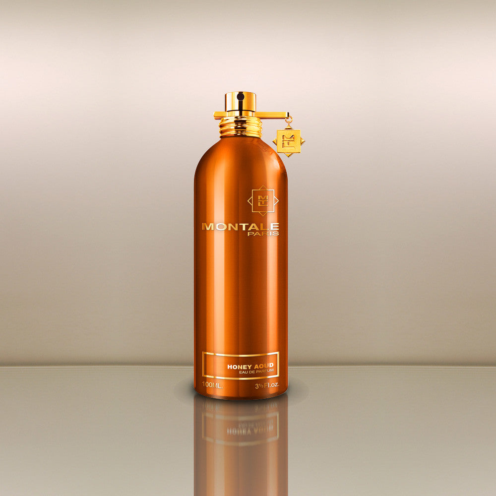 Product photo, Honey Aoud by vendor Montale