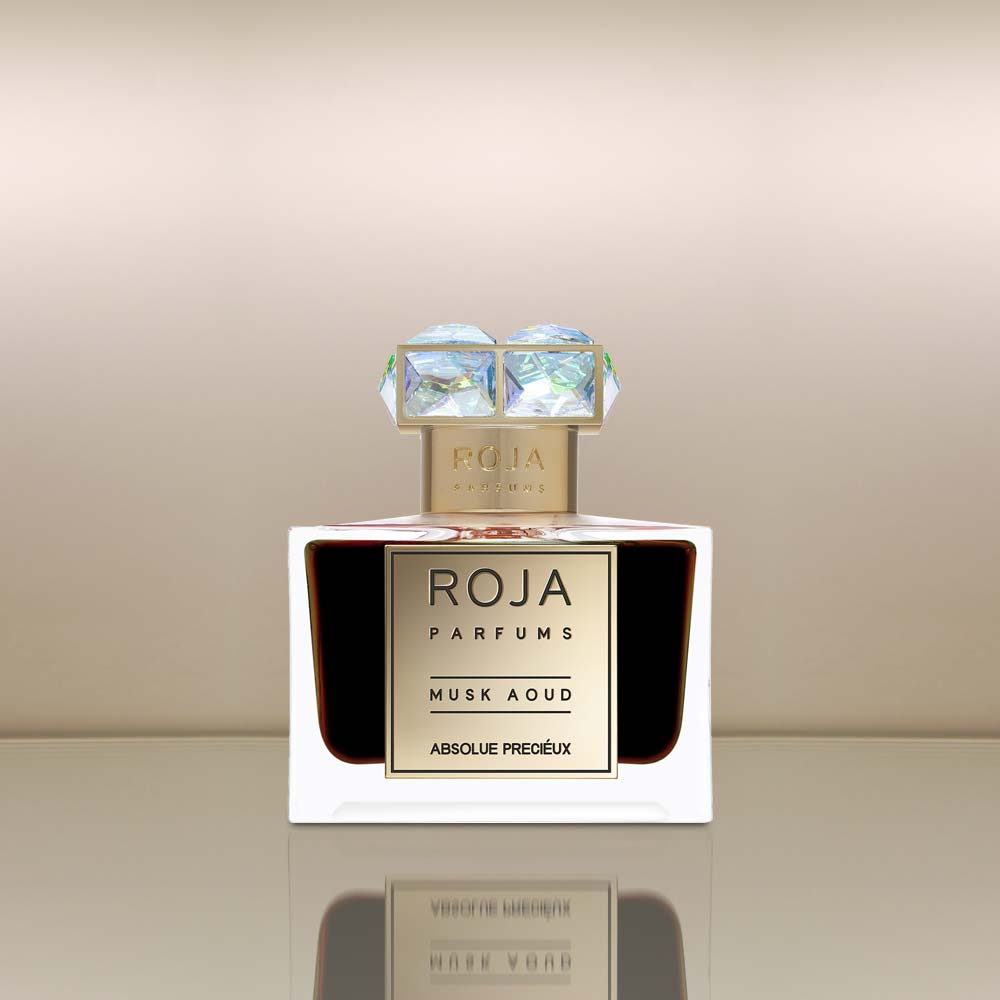 Product photo, Musk Aoud Absolue Precieux by vendor Roja Parfums