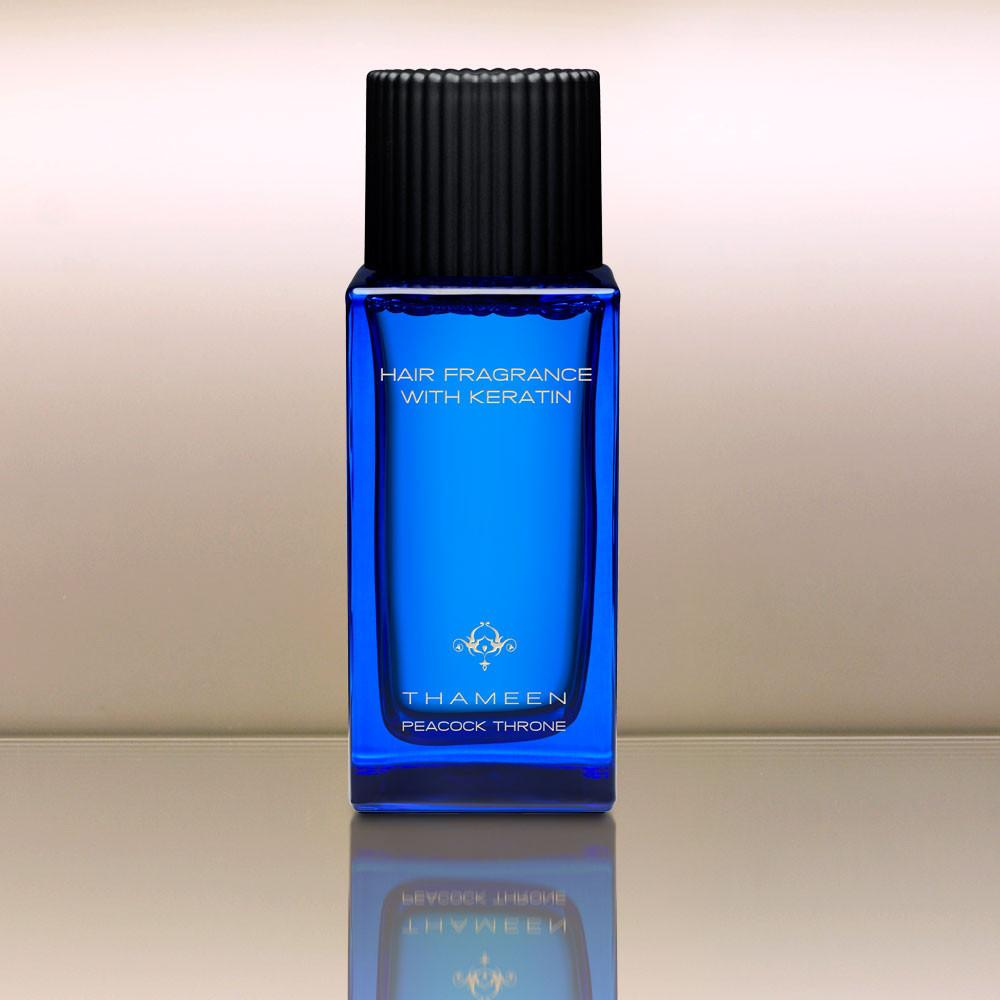 Peacock Throne Hair Fragrance by vendor Thameen