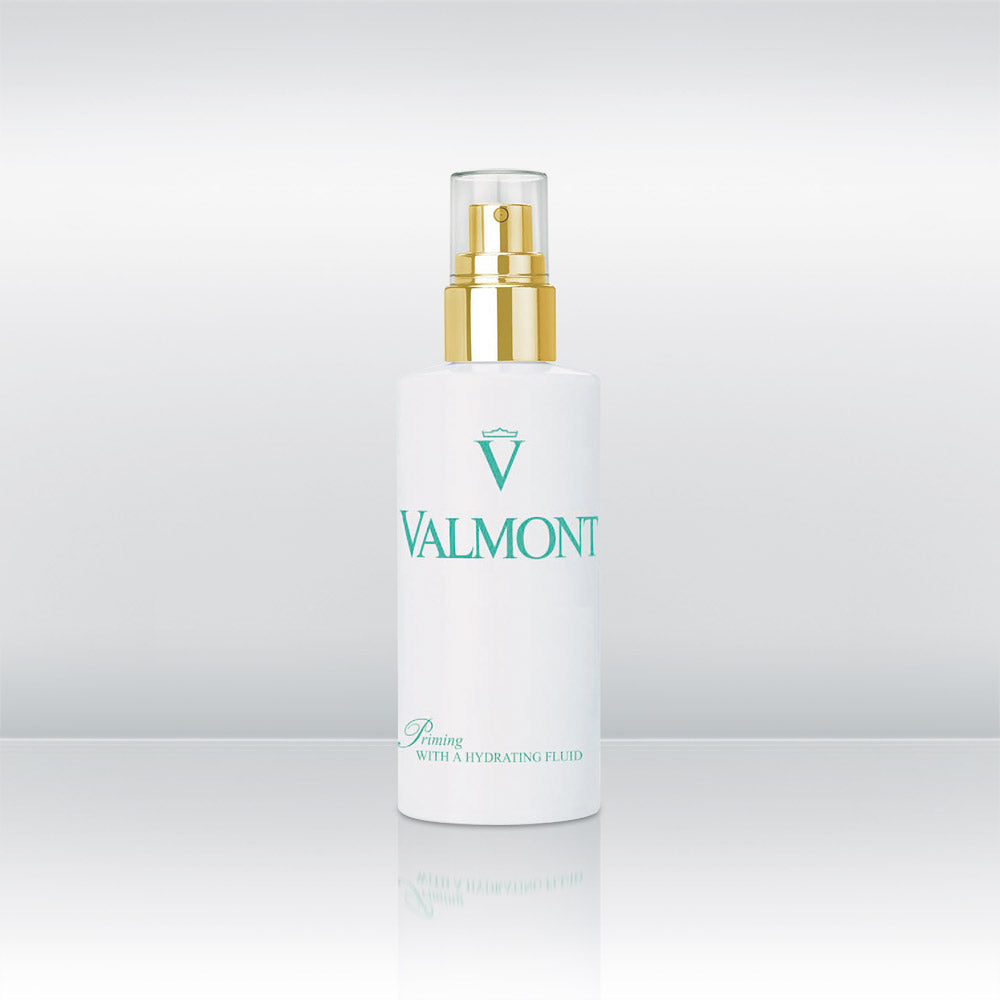 Priming With A Hydrating Fluid by vendor Valmont