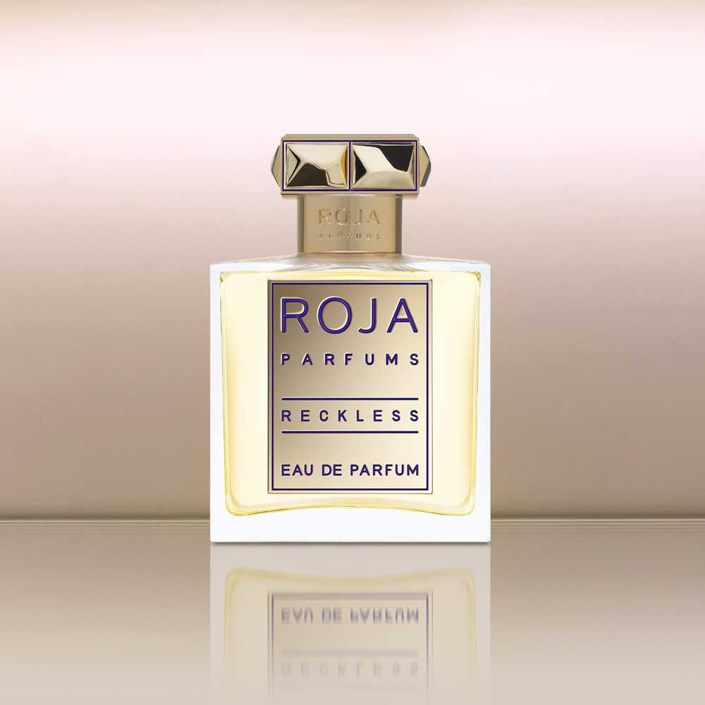 Product photo, Reckless EDP pour Femme by vendor Roja Parfums