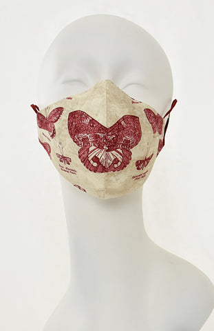 Face Shield - Papillon
