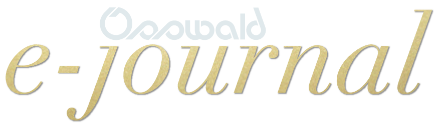 Osswald E-Journal Blog