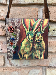 Rabbits Purse