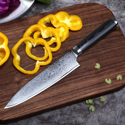FINDKING new Mikata handle damascus knife 8 inch chef knife 67 layers damascus steel kitchen knives