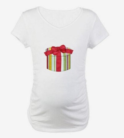 Pregnant T shirt Print Mommy to be Pregnancy Clothes Short Sleeve Maternity Clothes Pregnant Women - CarGill Sells