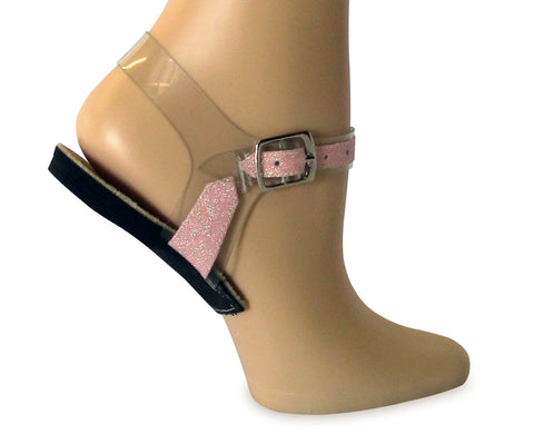 Adjustable Heel Lift with Strap & Buckle