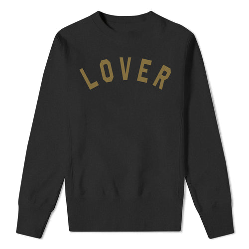 Gold Lover - Black Sweatshirt