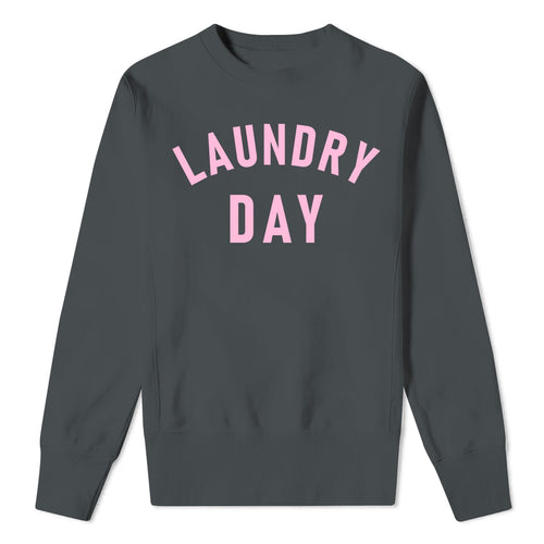 Laundry Day Charcoal Sweatshirt