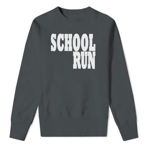 School Run - Grey Sweat