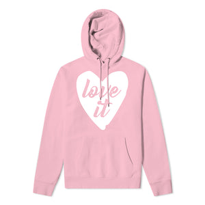 Love It Kids Pink Hoodie