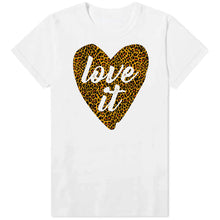 Load image into Gallery viewer, Love it - Womens T-shirt
