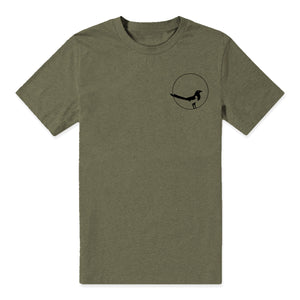 Magpie - Mens GreenTee