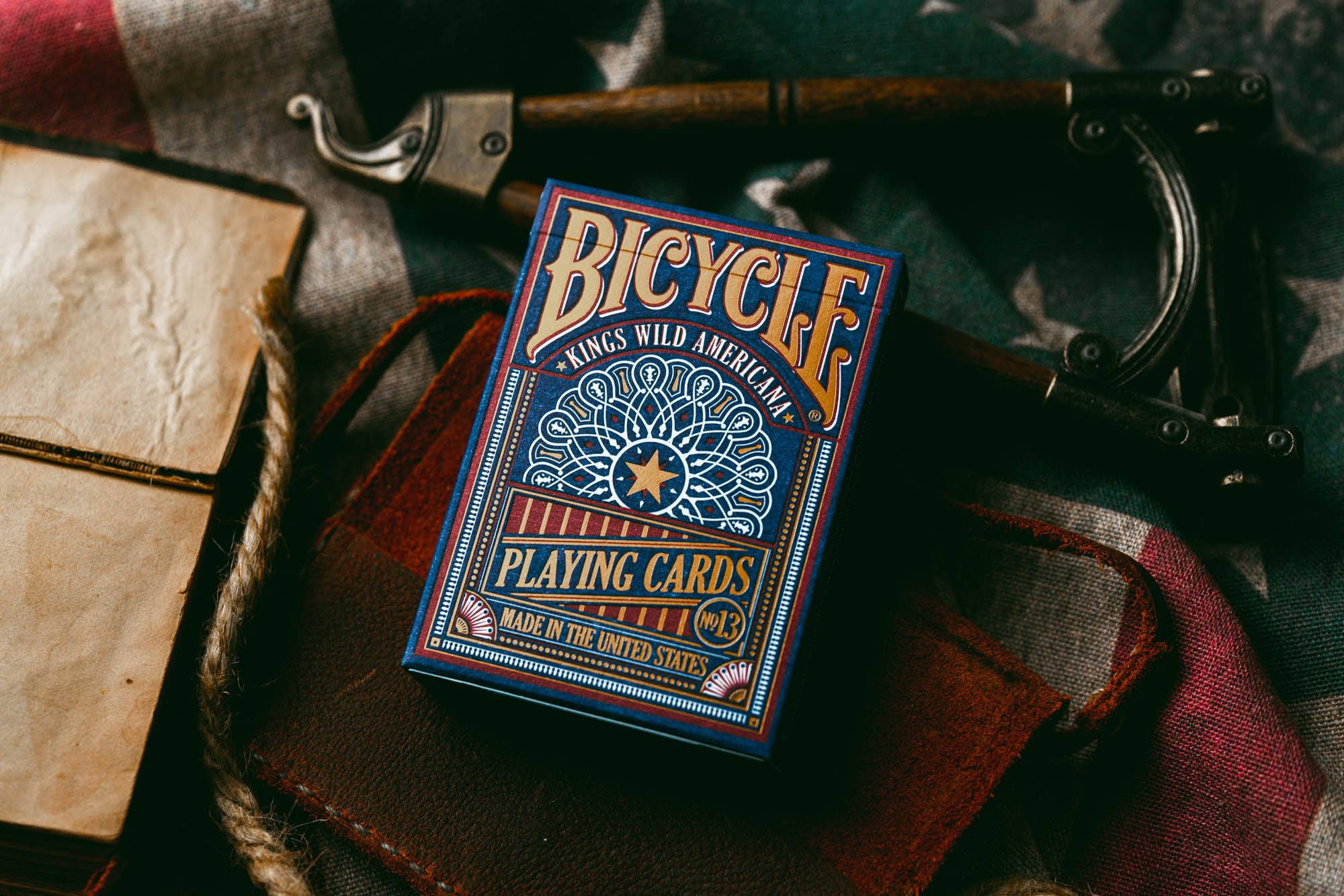 Bicycle Americana - Gilded Edition (Numbered)