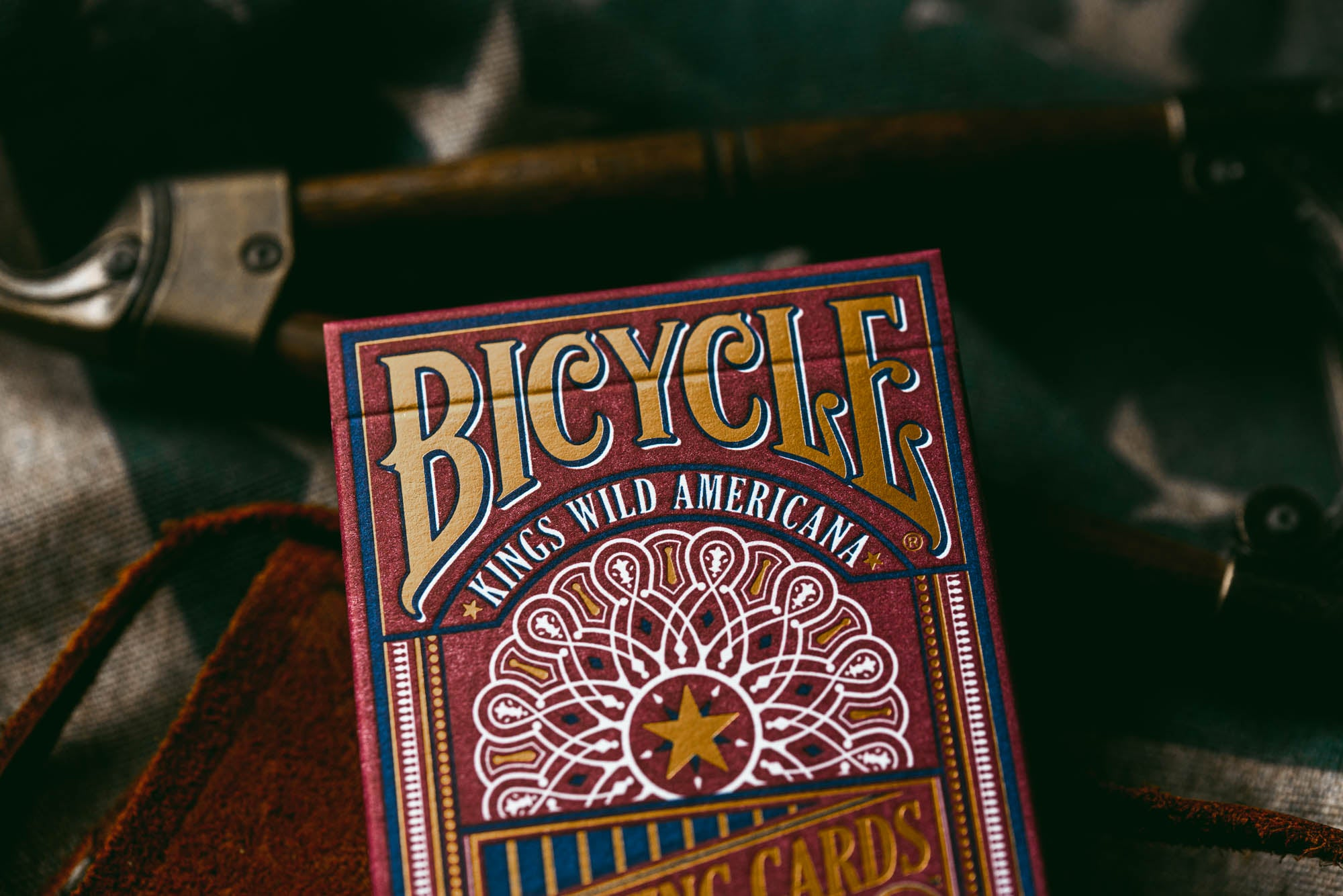 Bicycle Americana - Limited Edition (Numbered)