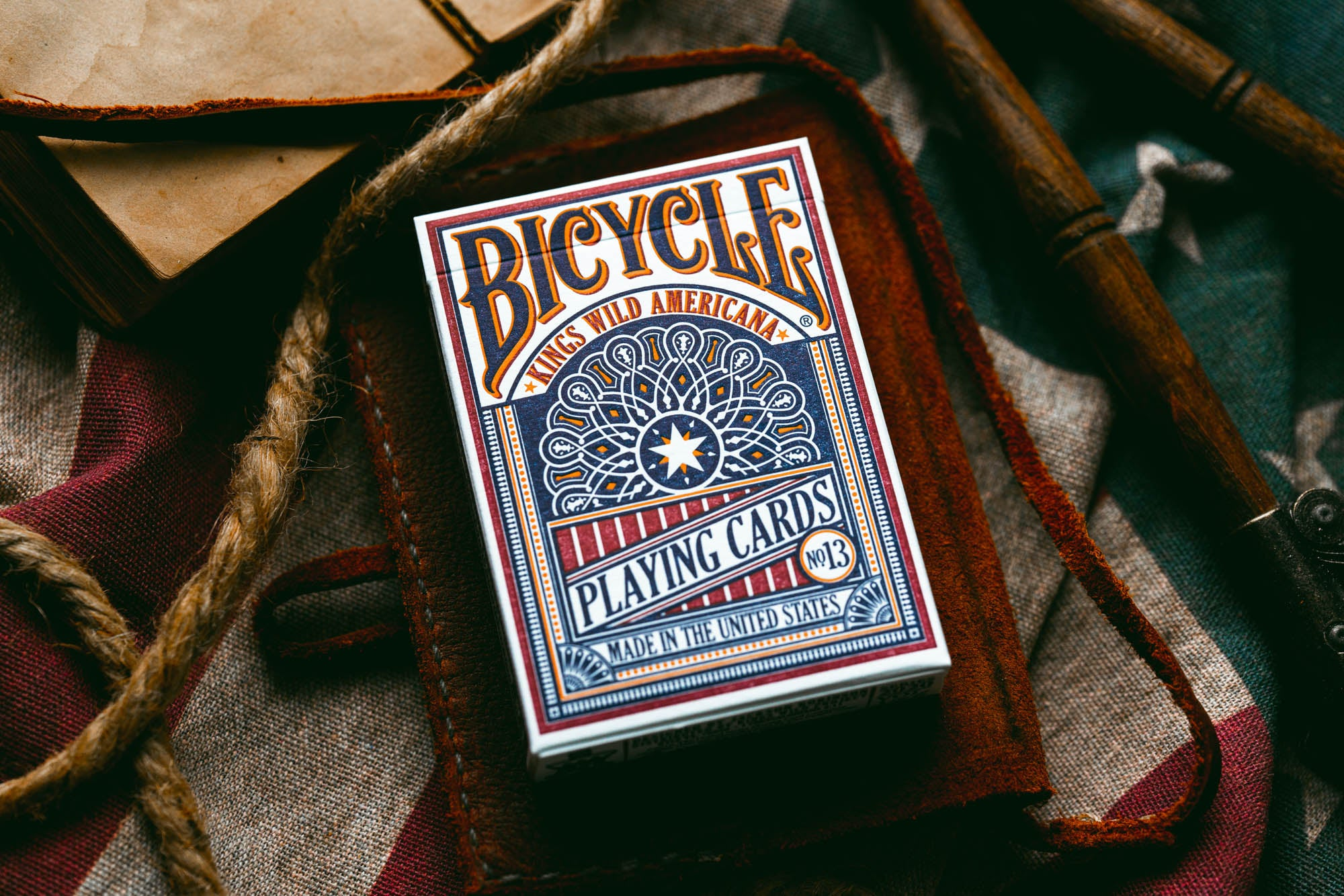 Bicycle Americana - Standard Edition