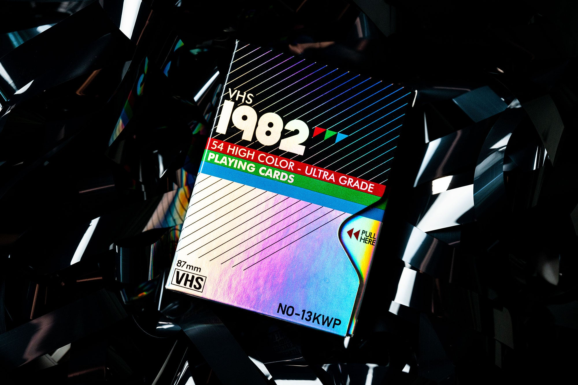 Holographic VHS 1982