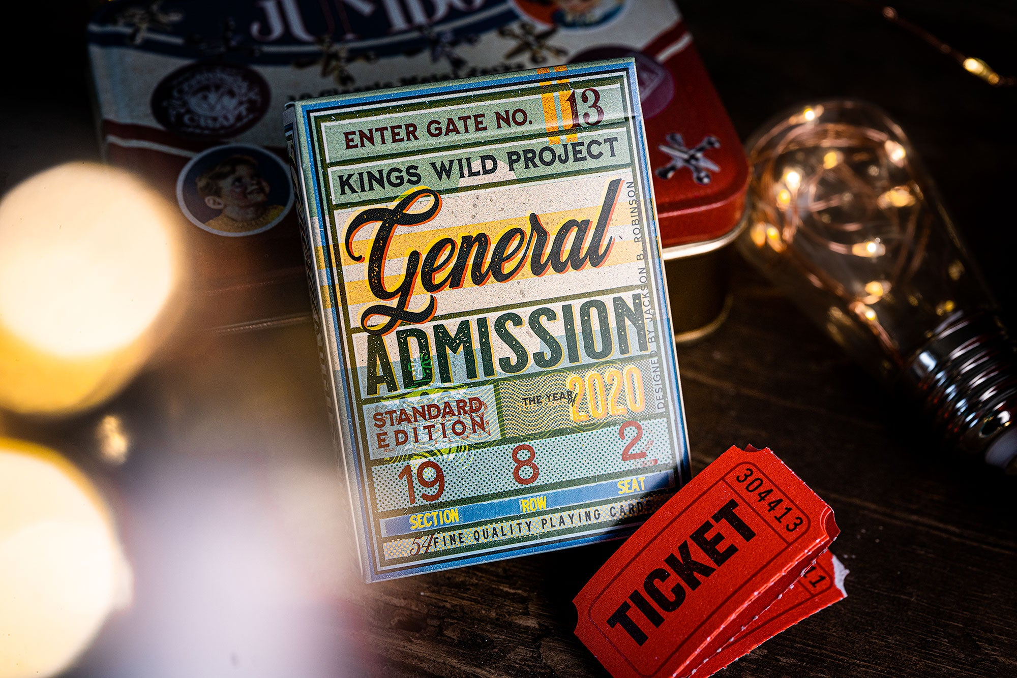 General Admission - Standard Edition