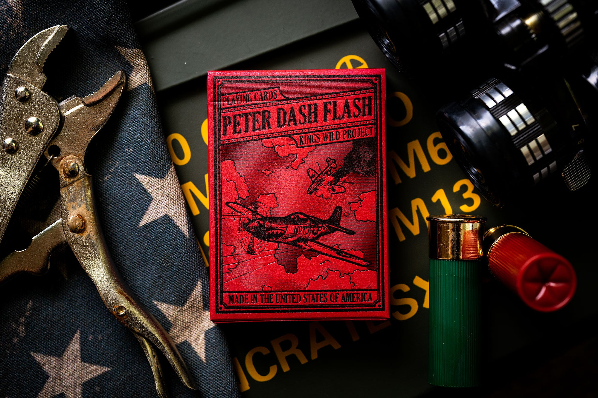 Peter Dash Flash - Limited Edition