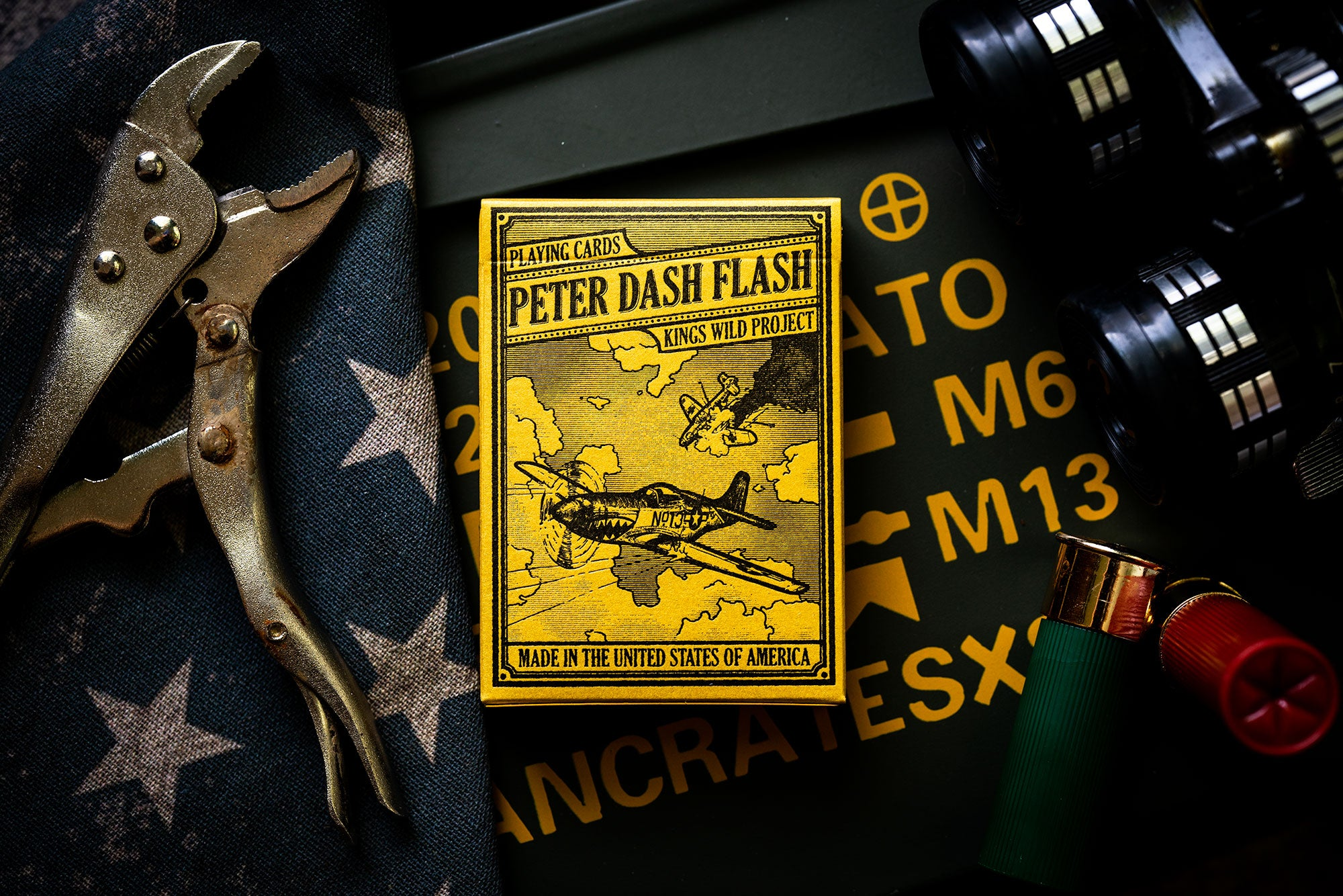 Peter Dash Flash - Gilded Edition
