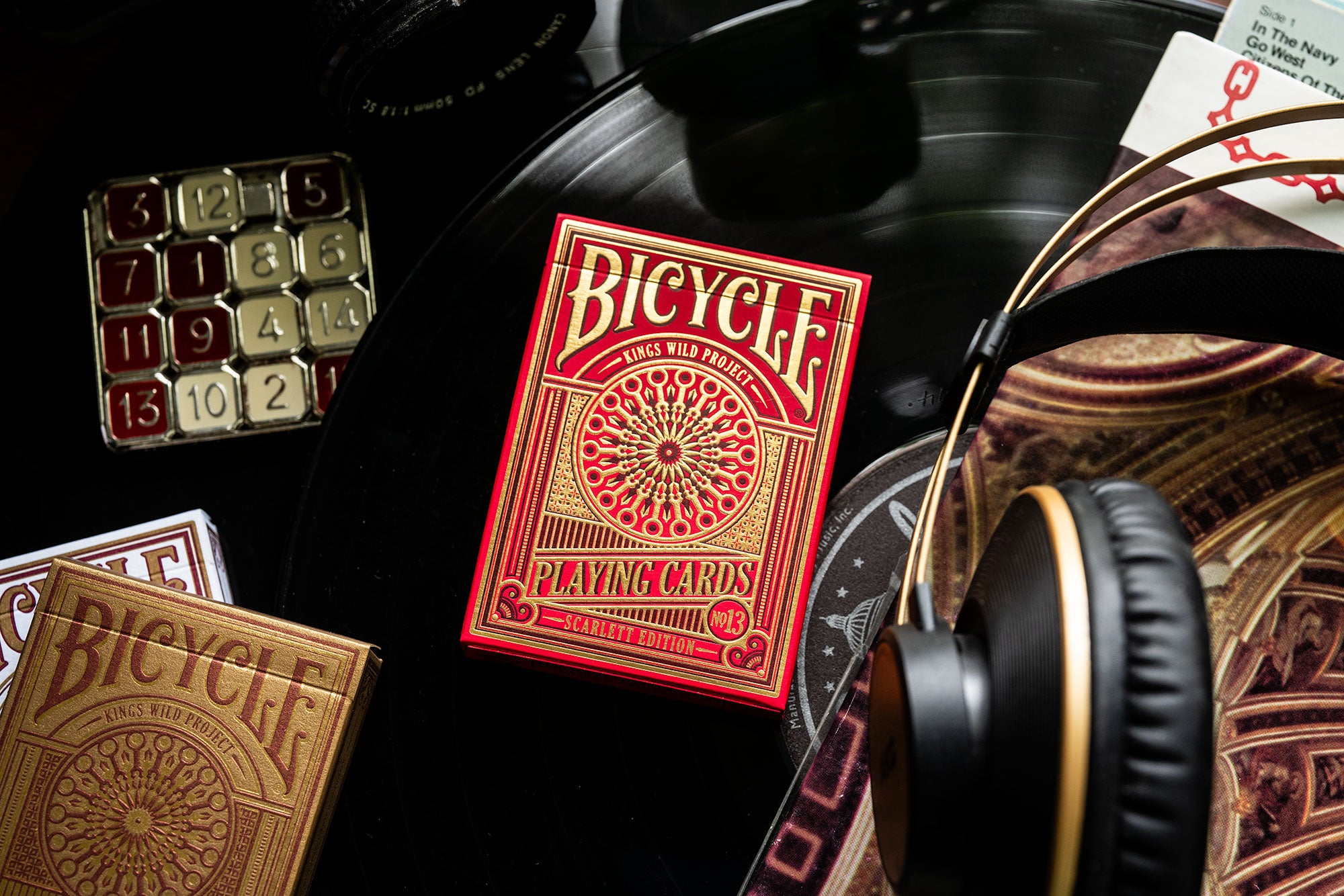Scarlett Bicycle - Limited Edition