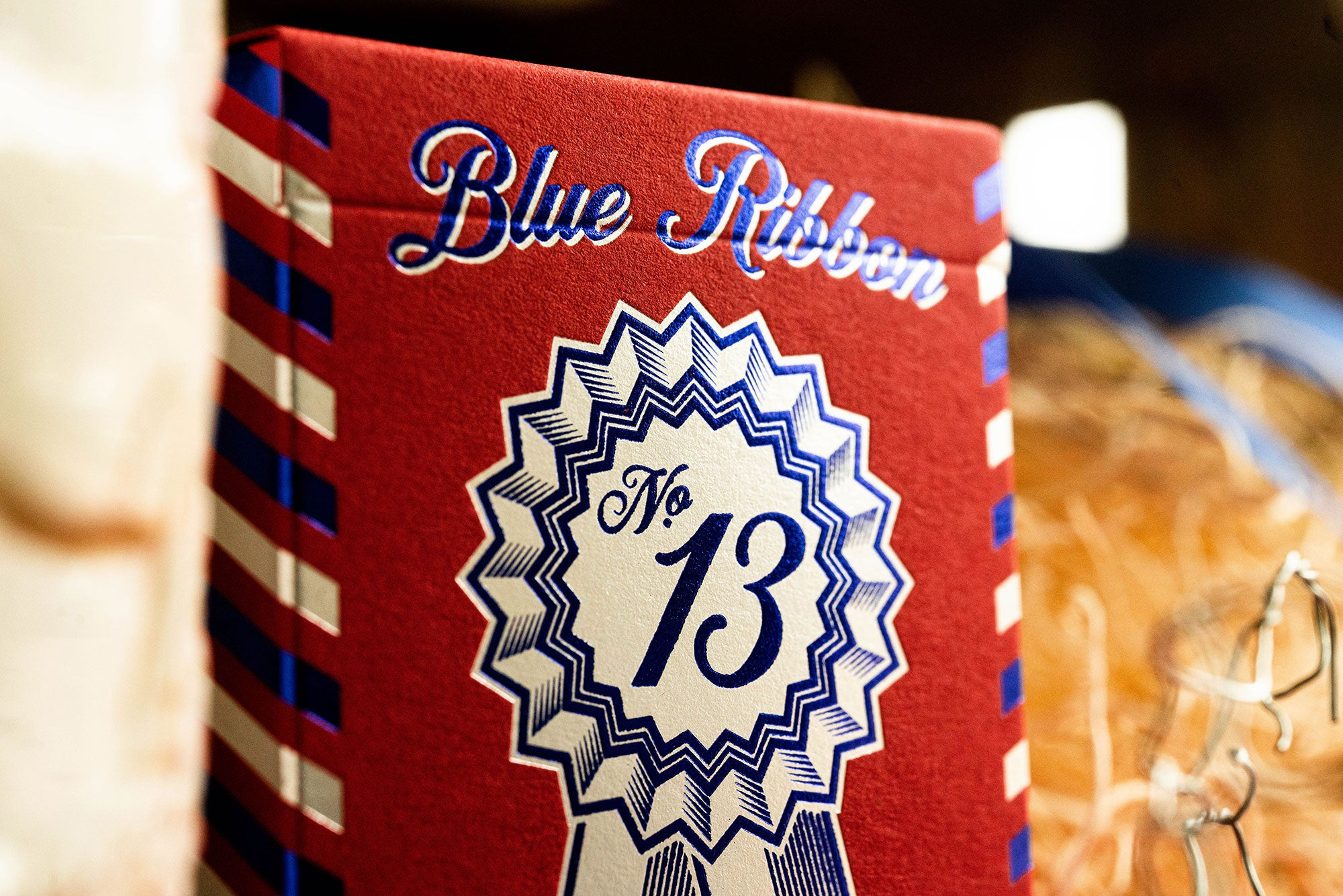 Blue Ribbon - Gilded Edition (Numbered)