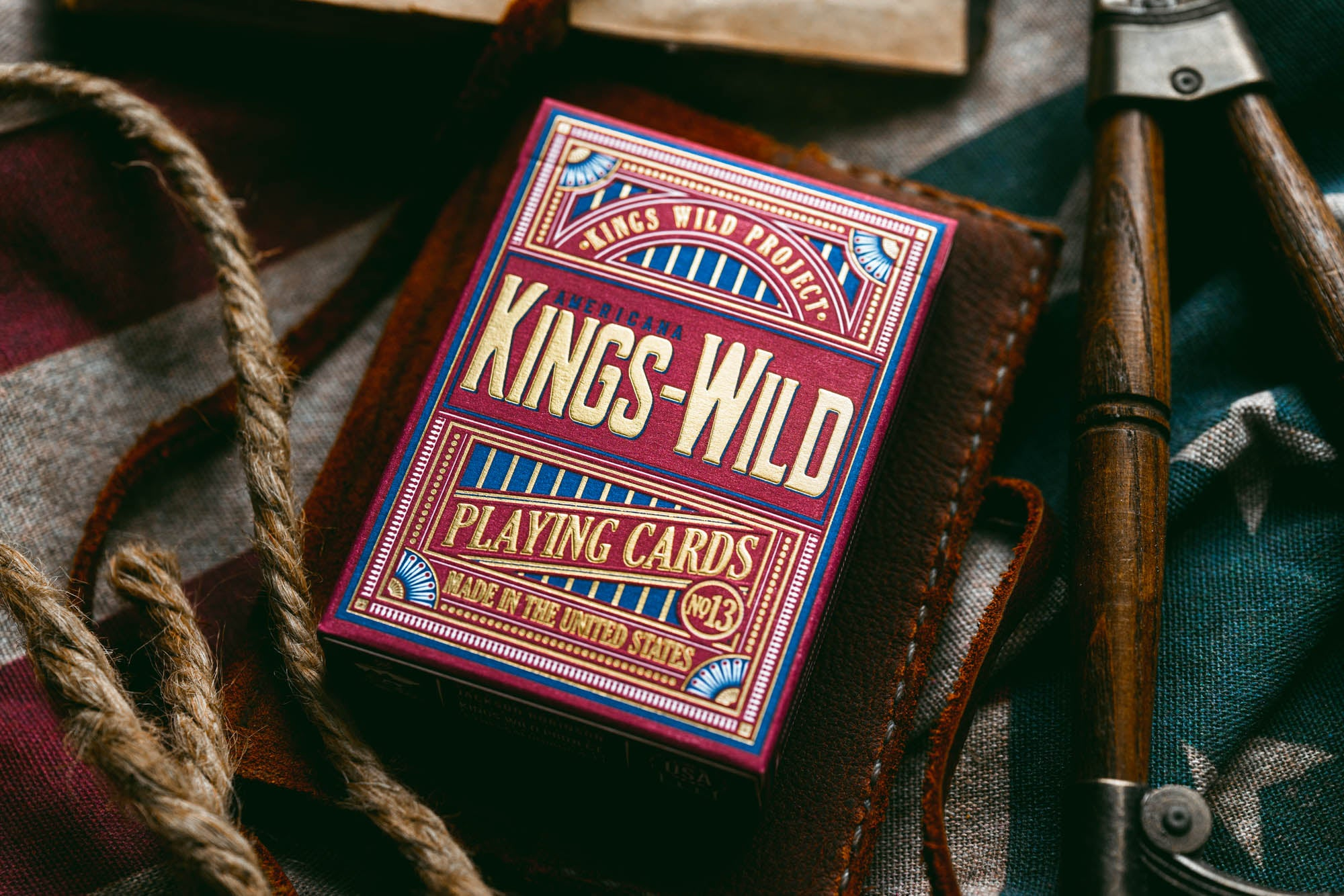 Kings Wild Americana - Gilded Edition