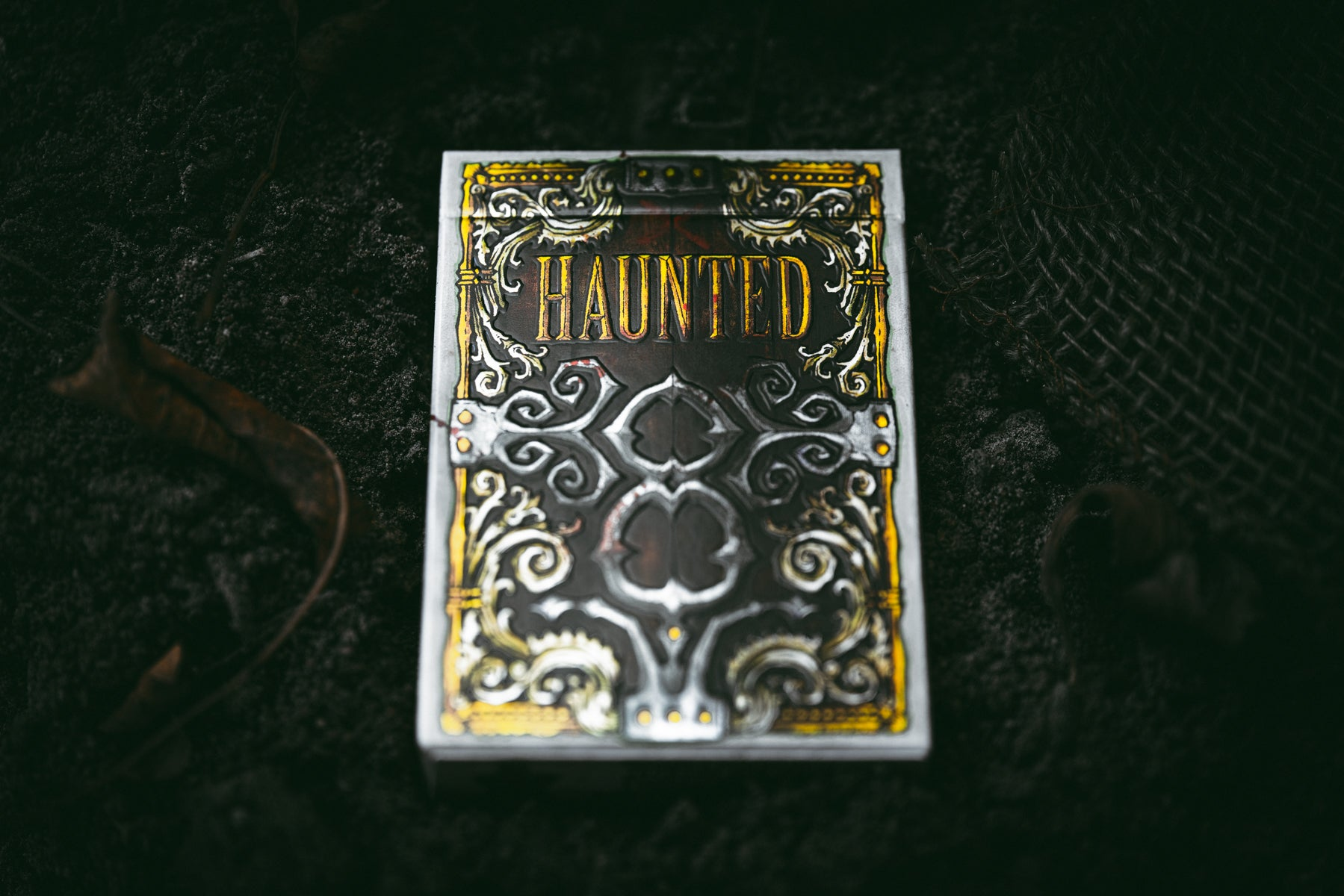 Haunted 8's - Standard Edition