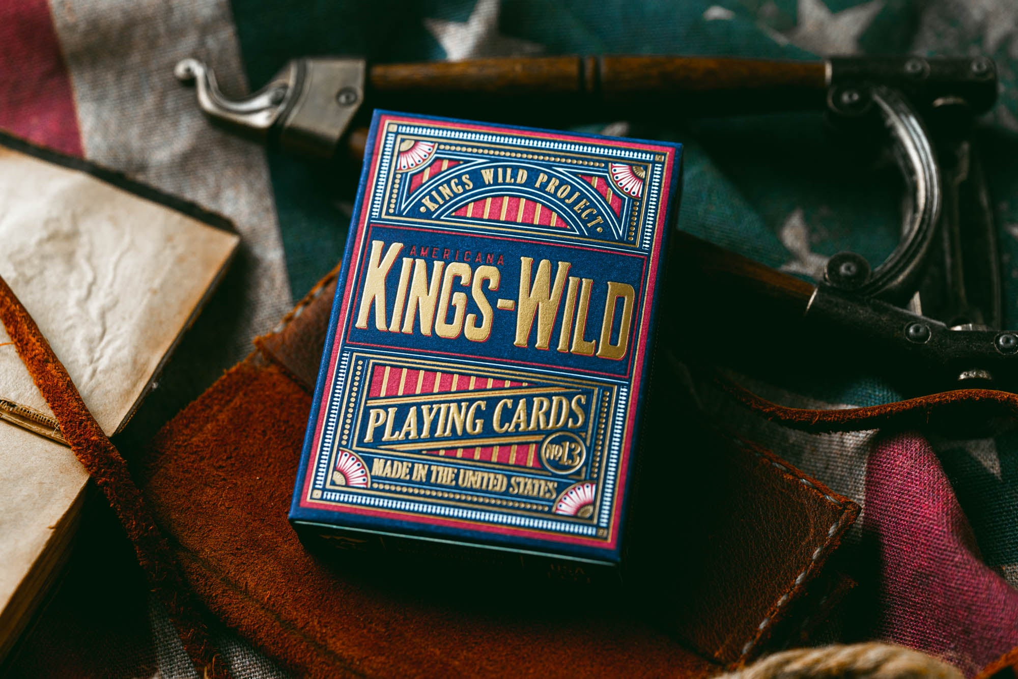 Kings Wild Americana - Limited Edition