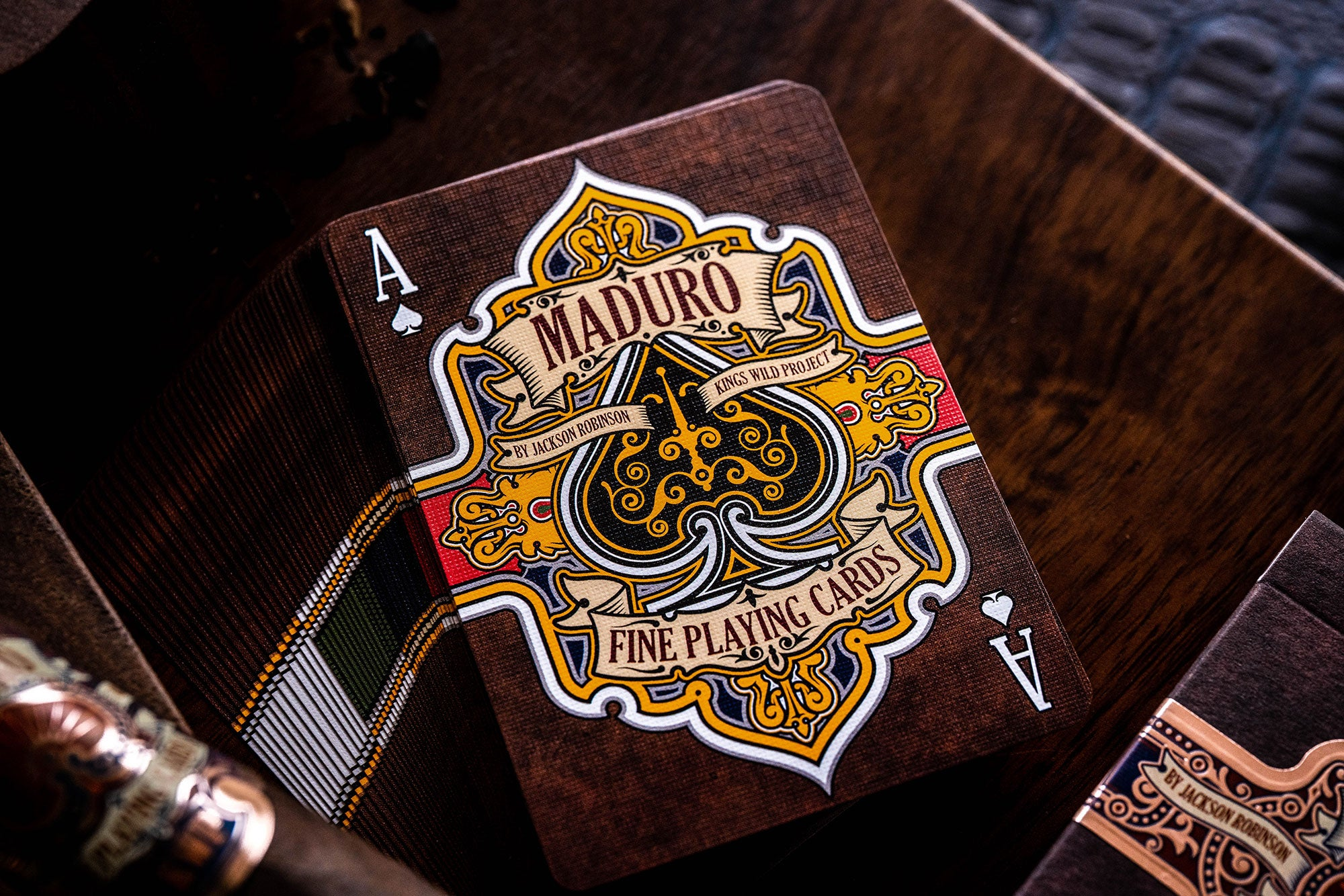 Limited Gold Maduro 2nd Edition
