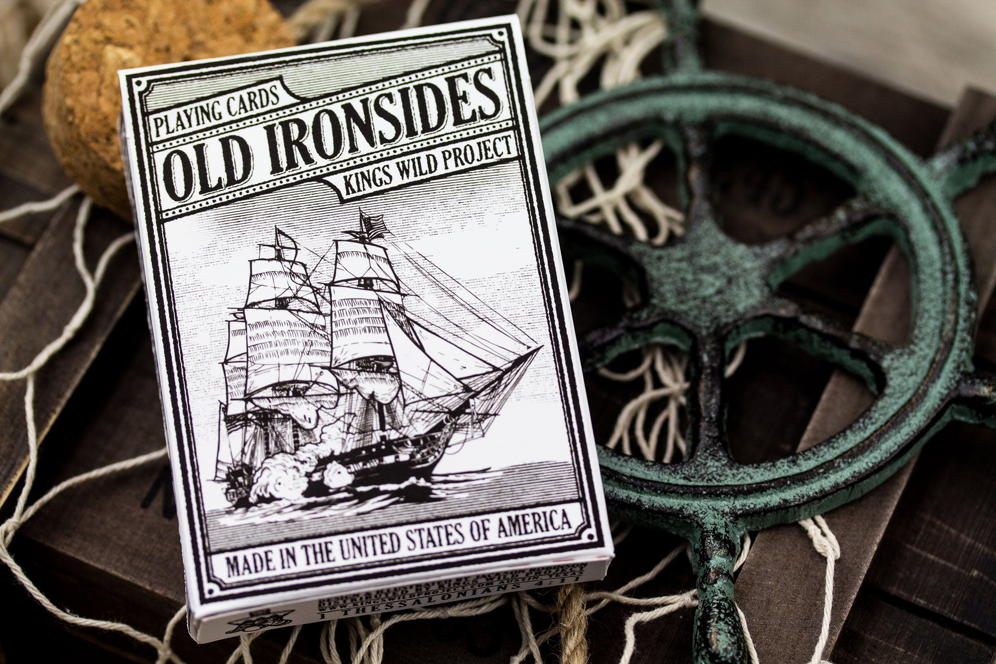 2019 Old Ironsides - Standard