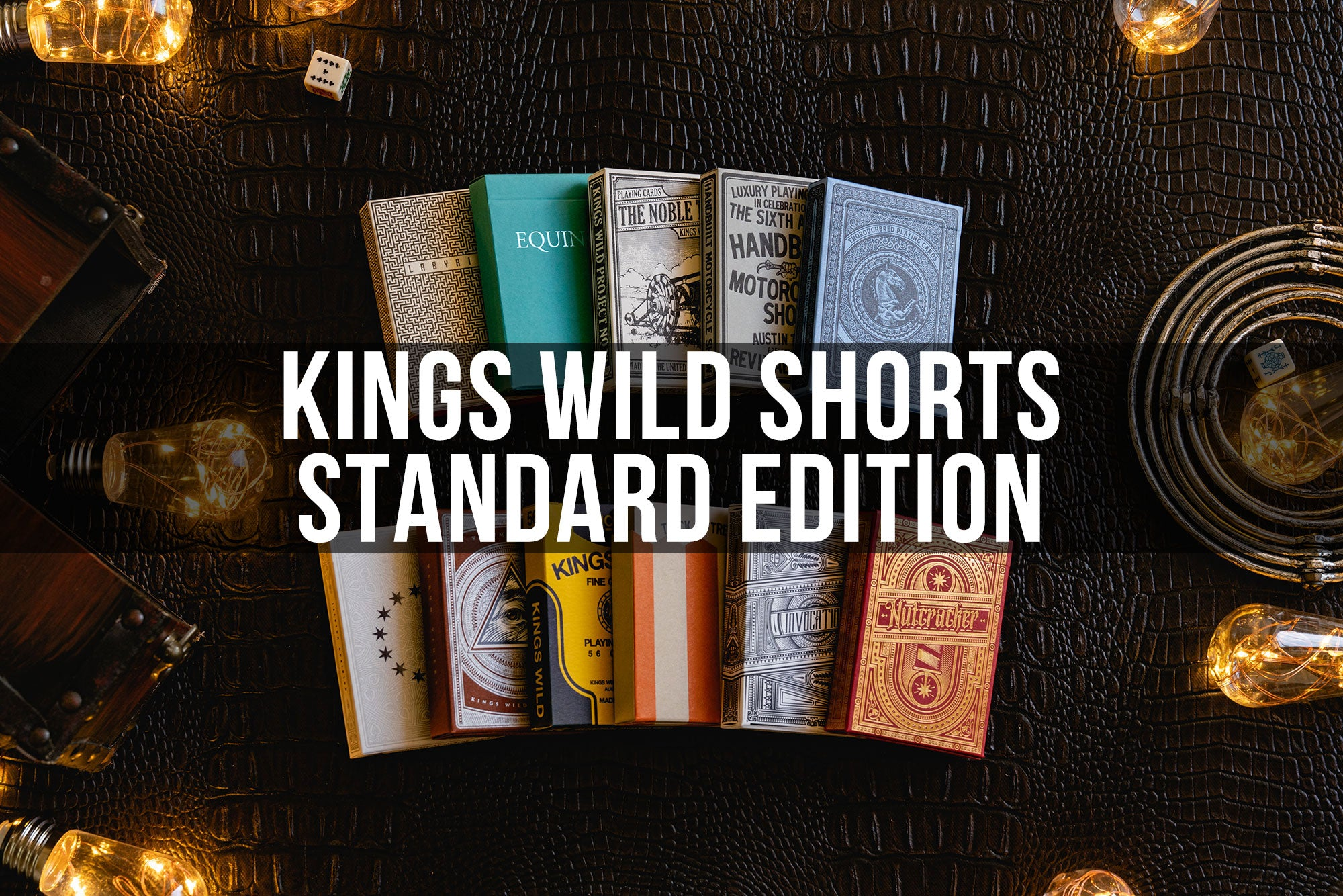 STANDARD EDITION - Kings Wild Shorts Subscription