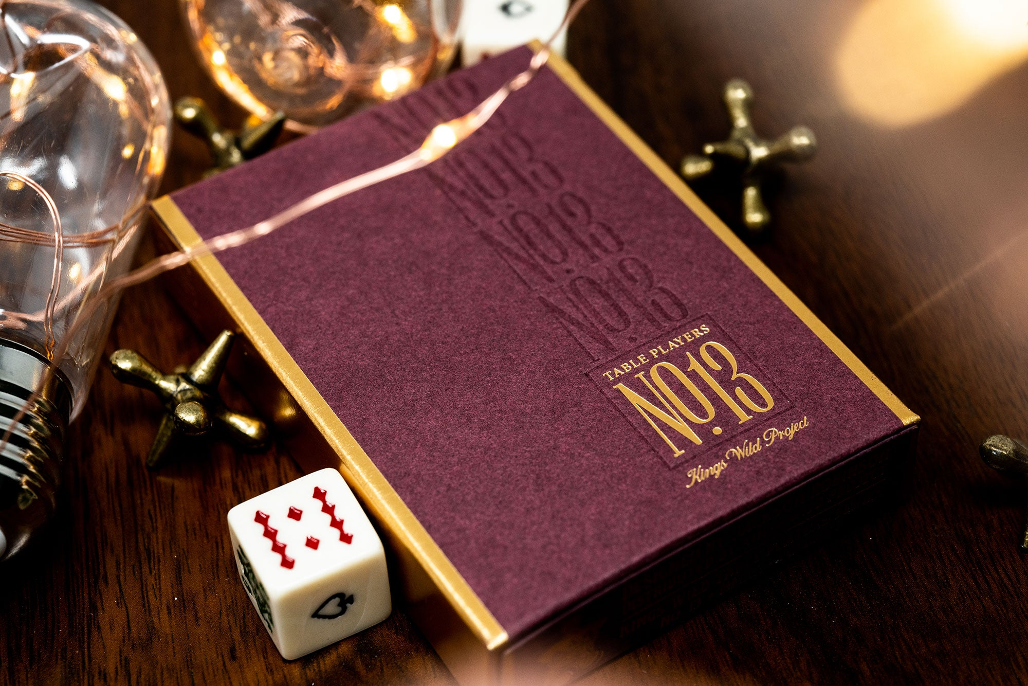No. 13 Table Players Edition - Standard Edition